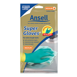 Ansell Super Gloves - Extra Protection
