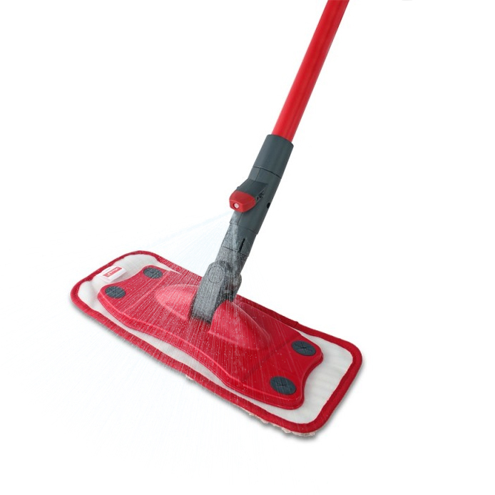 Vileda ProMist Spray Flat Mop – It's always ready to go